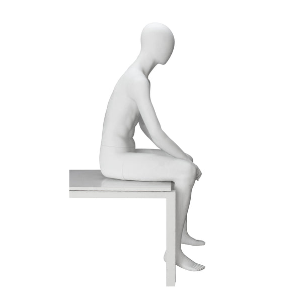 BH-M9DGM Male Seated Mannequin