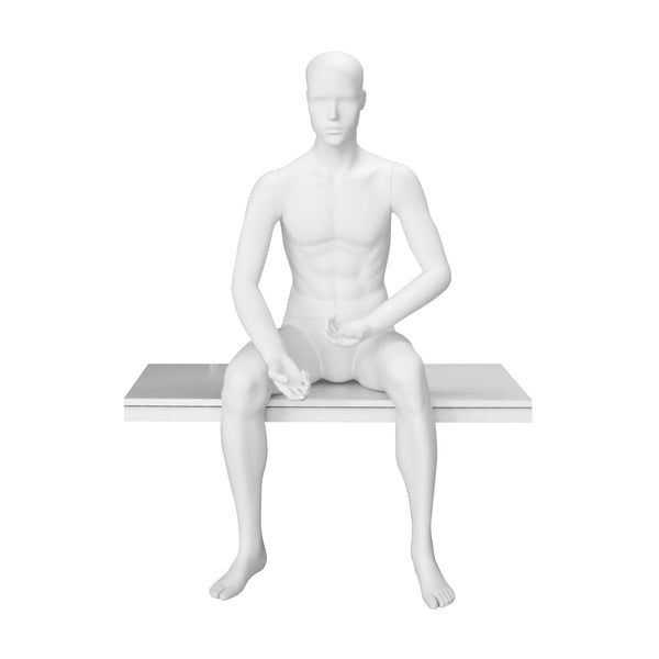 BH-M9YH Male Seated Mannequin