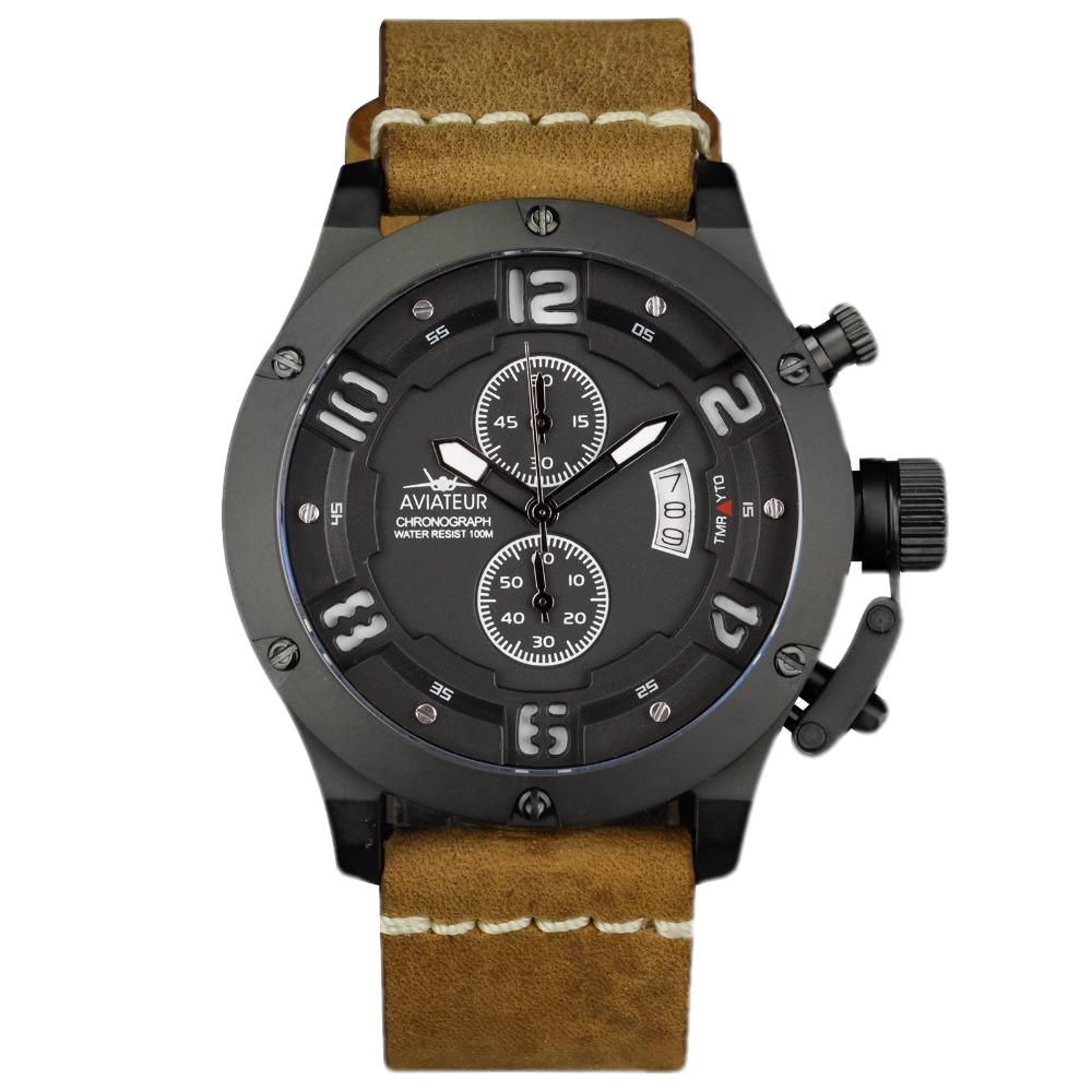 INFANTRY Mens Watch - Lux Style Wrist