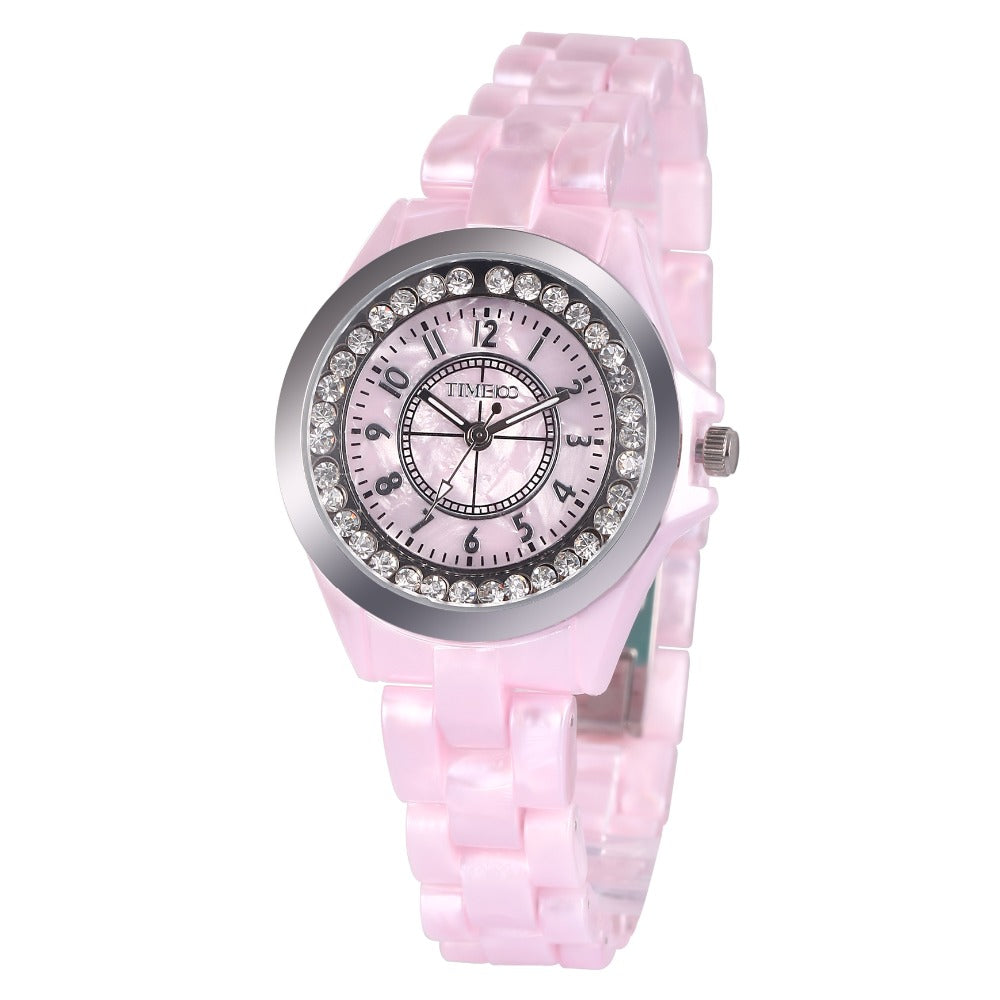 Elegance Quartz Watch - Lux Style Wrist