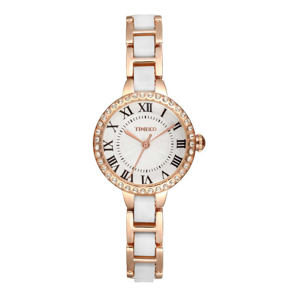 Women Watch Luxury Ceramics - Lux Style Wrist