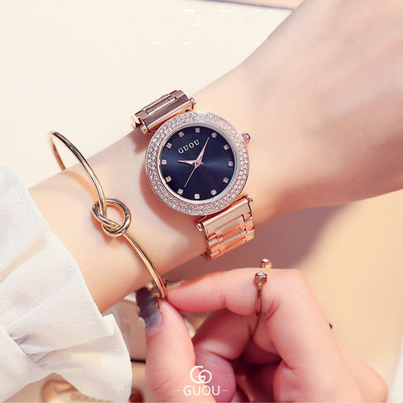 GUOU Fashion Rose - Lux Style Wrist
