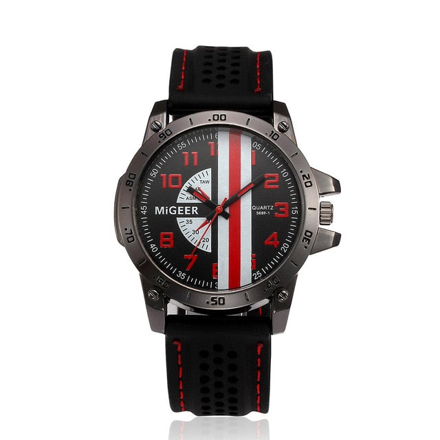 Silicone Relogio Watch - Lux Style Wrist