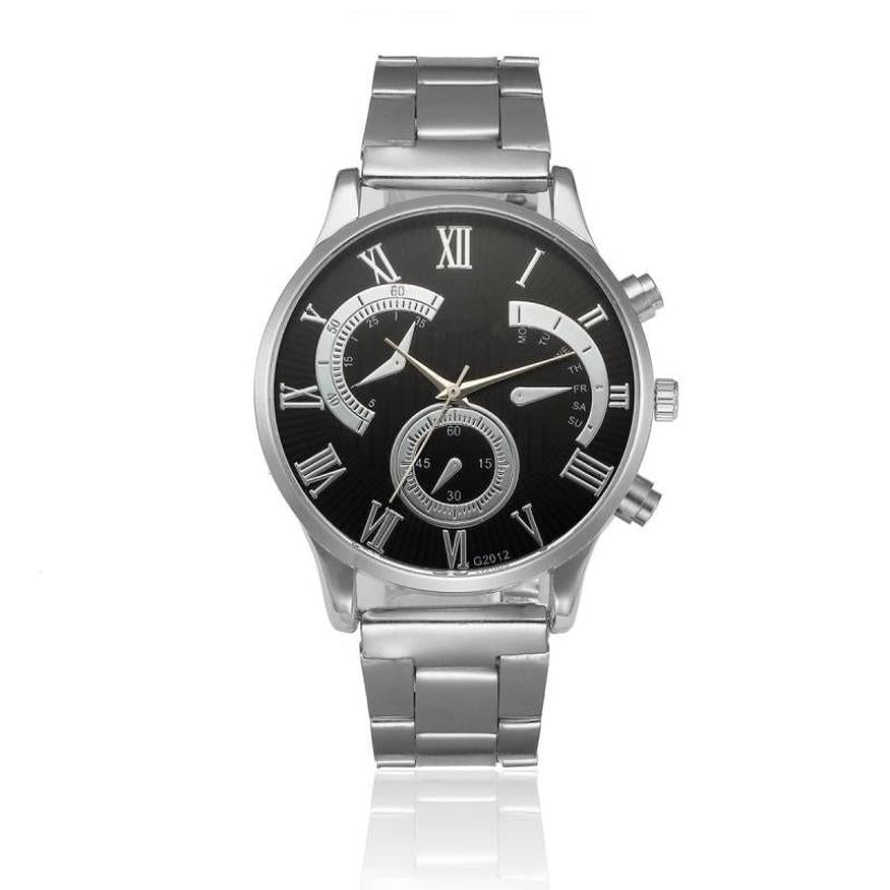 Fashion Luxury Watch - Lux Style Wrist
