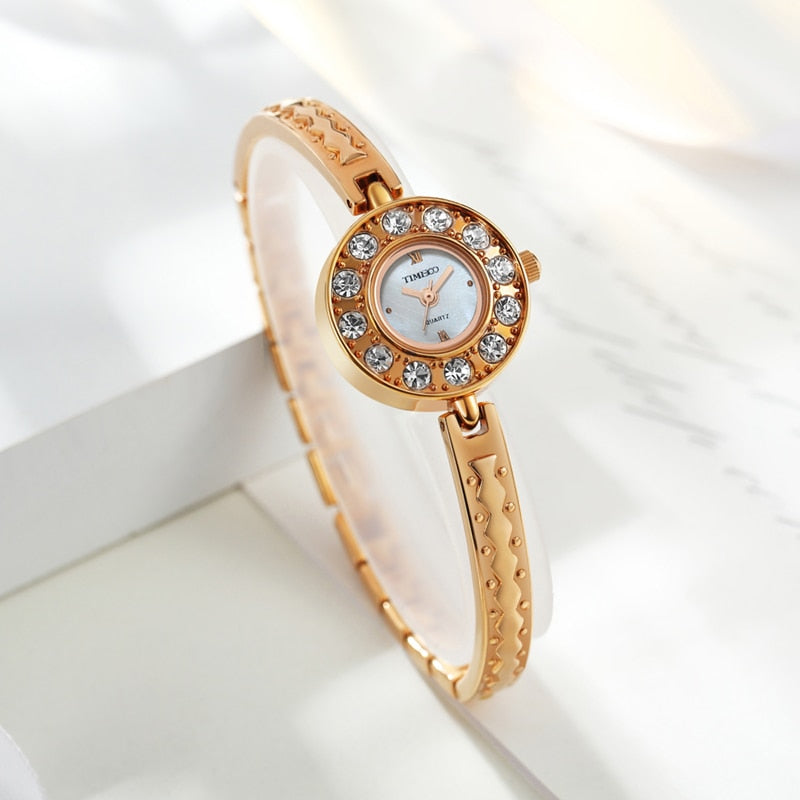 Luxury Women Bracelet Watch - Lux Style Wrist