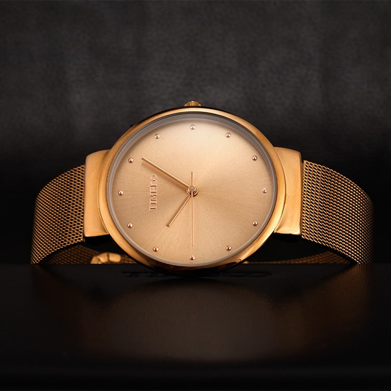 Luxury Men Watch - Lux Style Wrist