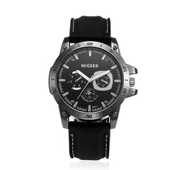 Fashion Silicone Strap Watch - Lux Style Wrist