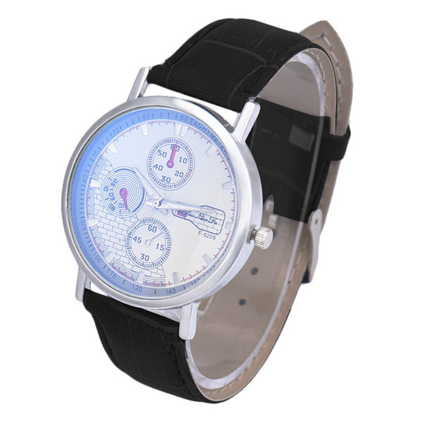 Sport Luxury Watch - Lux Style Wrist