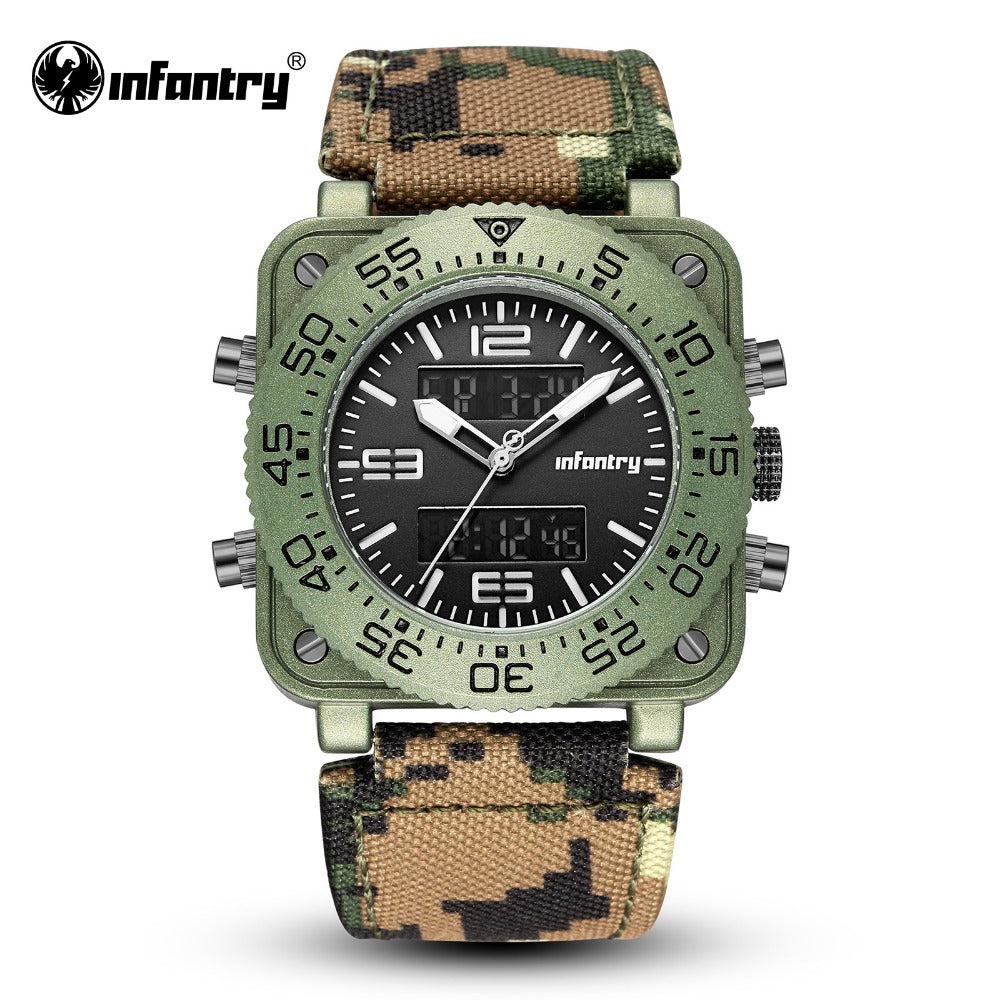 INFANTRY Military Watch - Lux Style Wrist