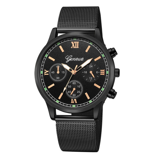 Luxury Sport Watch - Lux Style Wrist