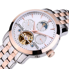 Rose Gold Men's watch Relogio - Lux Style Wrist