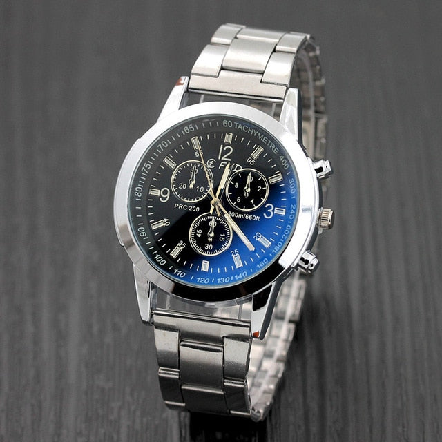 Mechanical Crystal Watch - Lux Style Wrist