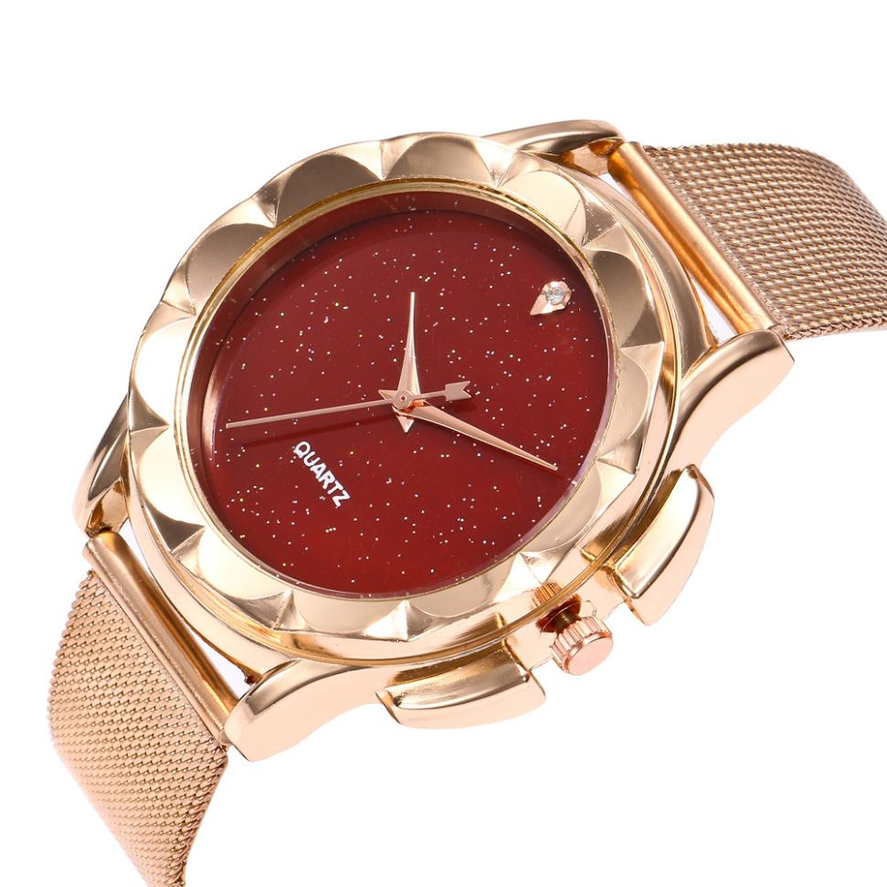 Susenstone Wrist Watch Luxury - Lux Style Wrist
