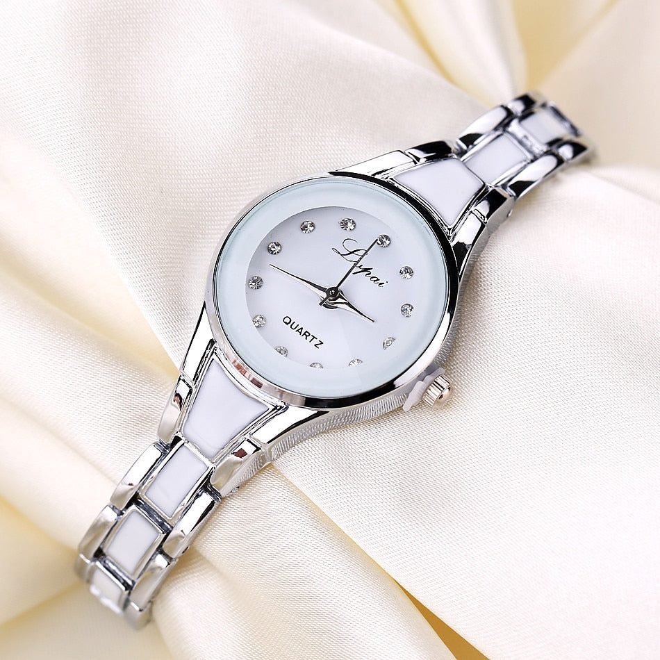 Luxury Alloy Watch - Lux Style Wrist