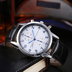 Luxury Men Wristwatch - Lux Style Wrist