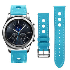 Genuine Leather Watch - Lux Style Wrist
