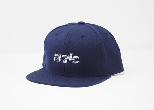 SNAPBACK - GO FASTER NAVY - AURIC SURF