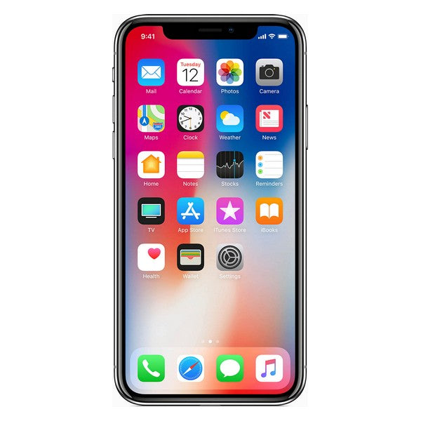 "Smartphone Ricondizionato Apple iPhone X 64 GB 5,8"" (New)"