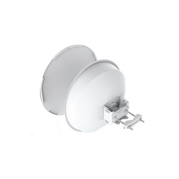 PowerBeam UBIQUITI NSWPAC0211 PBE-5AC-400-ISO 5Ghz 25dBi 64 MB RAM 16 MB Flash Bianco