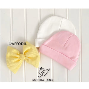 Newborn BowBeanies