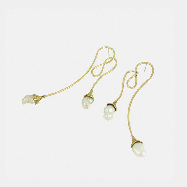 Ostra Earrings LAURA ESTRADA