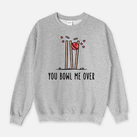 You bowl me over - Sweatshirt