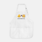 Kitchen Apron - A toast to butter days