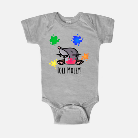 Holy Moley - Baby Onesie
