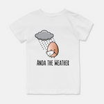 Anda the Weather - Youth Tee
