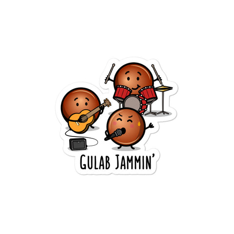 Gulab Jammin' - Sticker