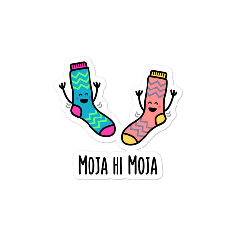 Moja hi Moja - Sticker