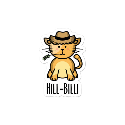 Hill Billi - Sticker