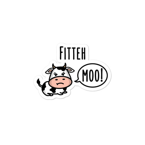 Fitteh Moo - Sticker