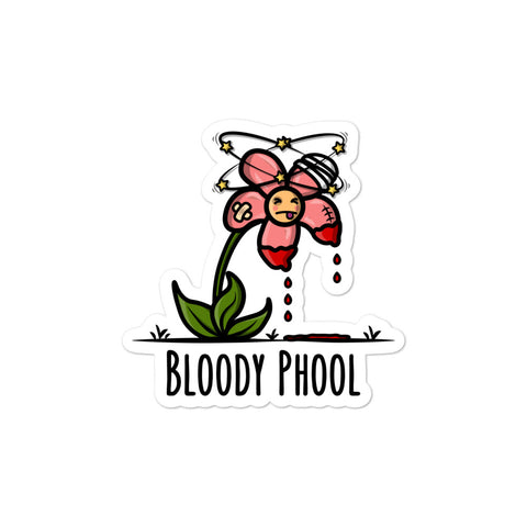 Bloody Phool - Sticker