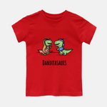 Dandiyasaurs - Youth Garba Tee