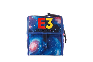 2019 E3 Game Logo Boys Freezable Lunch Bag with Zip Closure