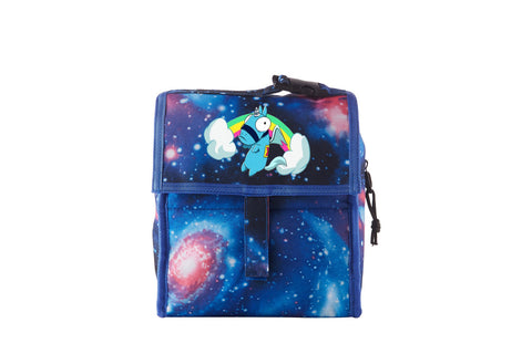 2019 Fornitet Llama Freezable Boys And Girls Lunch Bag with Zip Closure