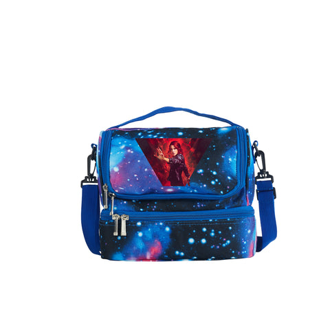 2019 Control Logo Two Compartment Galaxy Lunch Bag