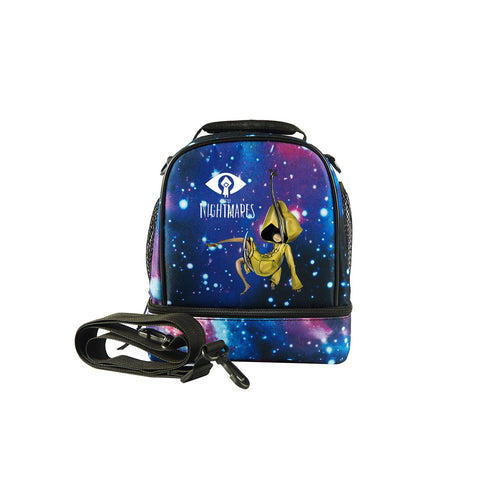 2019  Little Pony Logo Boys And Girls Two Compartment Lunch Bag