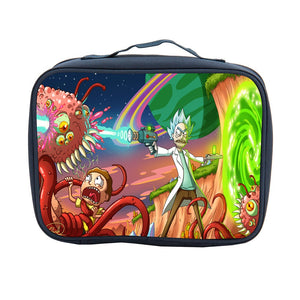 2019 Rick and Morty  Insulated Lunch Box