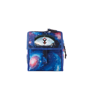 2019 Spider Man Far From Home Boys Girls Starry Sky Freezable Lunch Bag with Zip Closure