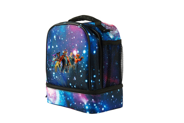 Battle Royale 2019 Fortnite Kids Two Compartment Lunch Bag