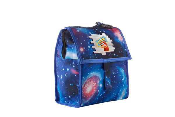 Battle Royale Sprays EEE Starry Sky Freezable Lunch Bag with Zip Closure