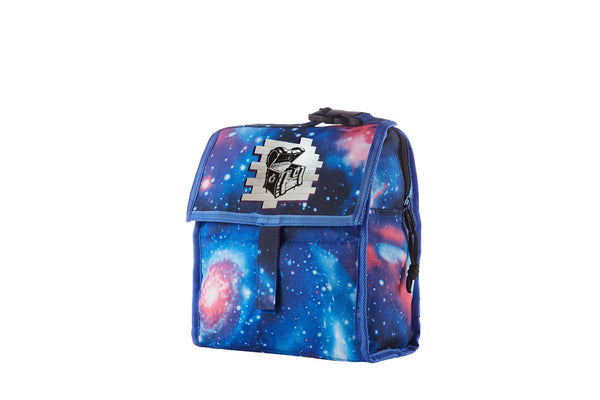Battle Royale Sprays Looted Starry Sky Freezable Lunch Bag with Zip Closure