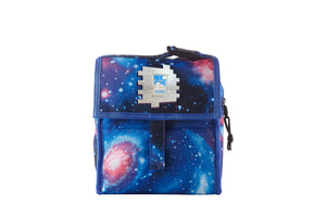 Battle Royale Sprays Window Starry Sky Freezable Lunch Bag with Zip Closure