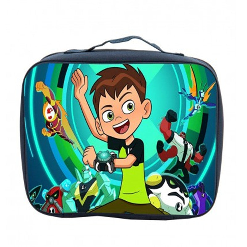 Ben 10 Insulated Lunch Box