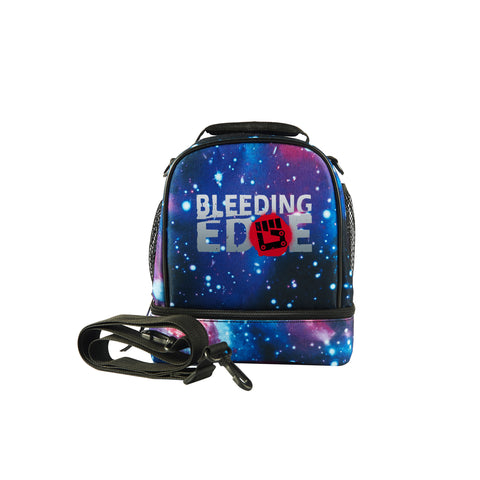2019 Bleeding Edge Kids Galaxy Two Compartment Lunch Bag