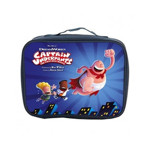 Captain Underpants Insulated Lunch Box