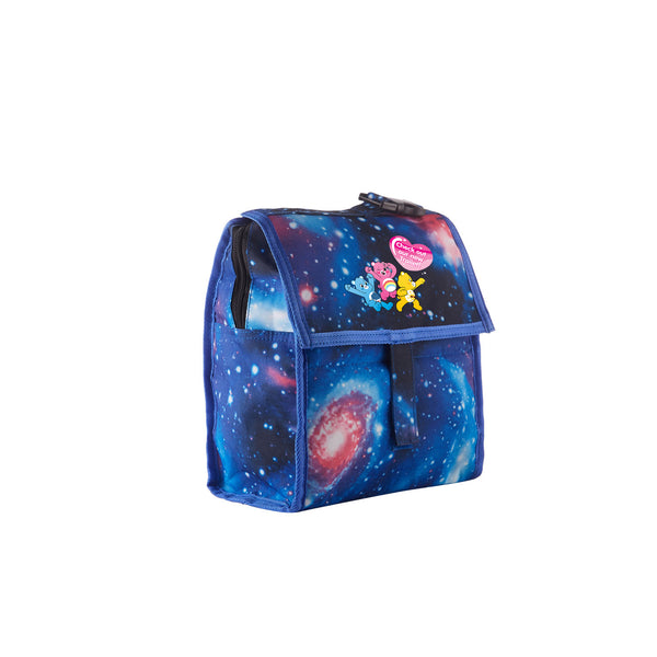 Care Bears & Cousins Series Galaxy Freezable Lunch Bag with Zip Closure
