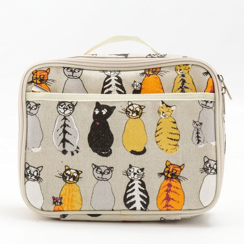 Cats Insulated Lunch Box